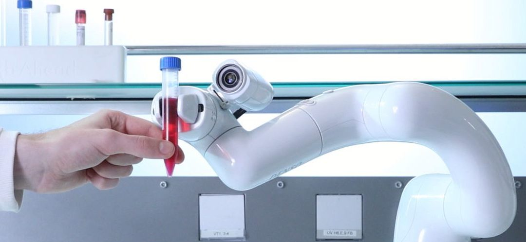 Will Collaborative Robots and Artificial Intelligence Become the New Normal in Laboratories?